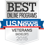 Best Online Bachelor's Programs for Veterans 2015 | U.S. News & World Report