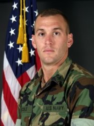 Photo of Dan Cole while in the military