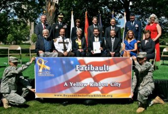Beyond the Yellow Ribbon Faribault MN