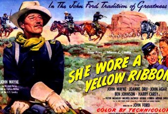 She Wore a Yellow Ribbon 1949 online