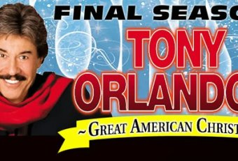 Tony Orlando Yellow Ribbon salute Veterans