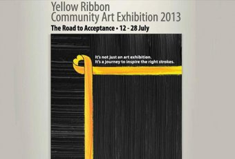 Yellow Ribbon Project 2013
