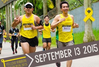 Yellow Ribbon Project Run 2015