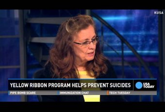 Yellow Ribbon Project Suicide