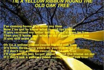 the yellow ribbon story