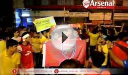 Arsenal Mumbai FA Cup Post Match Celebrations PART 1