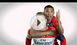 Arsenal stars sing 'She Wore A Yellow Ribbon' ahead of