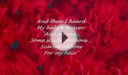 JO STAFFORD - SCARLET RIBBONS (FOR HER HAIR)