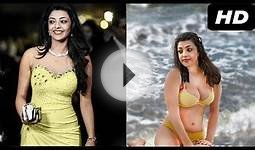 Kajal Agarwal Hot video HD song in Bra - History of Her