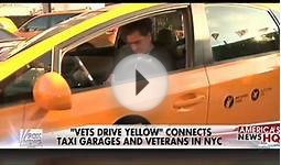 New 'Vets Drive Yellow' program helps veterans find jobs