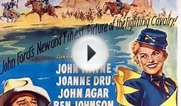 She Wore a Yellow Ribbon (1949) Trailer