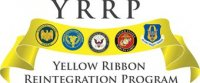Yellow Ribbon Reintegration Program logo.